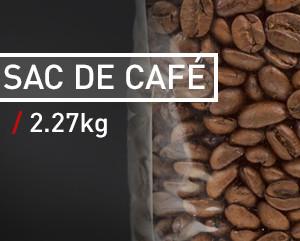 Sac de café en vrac 2.27kg